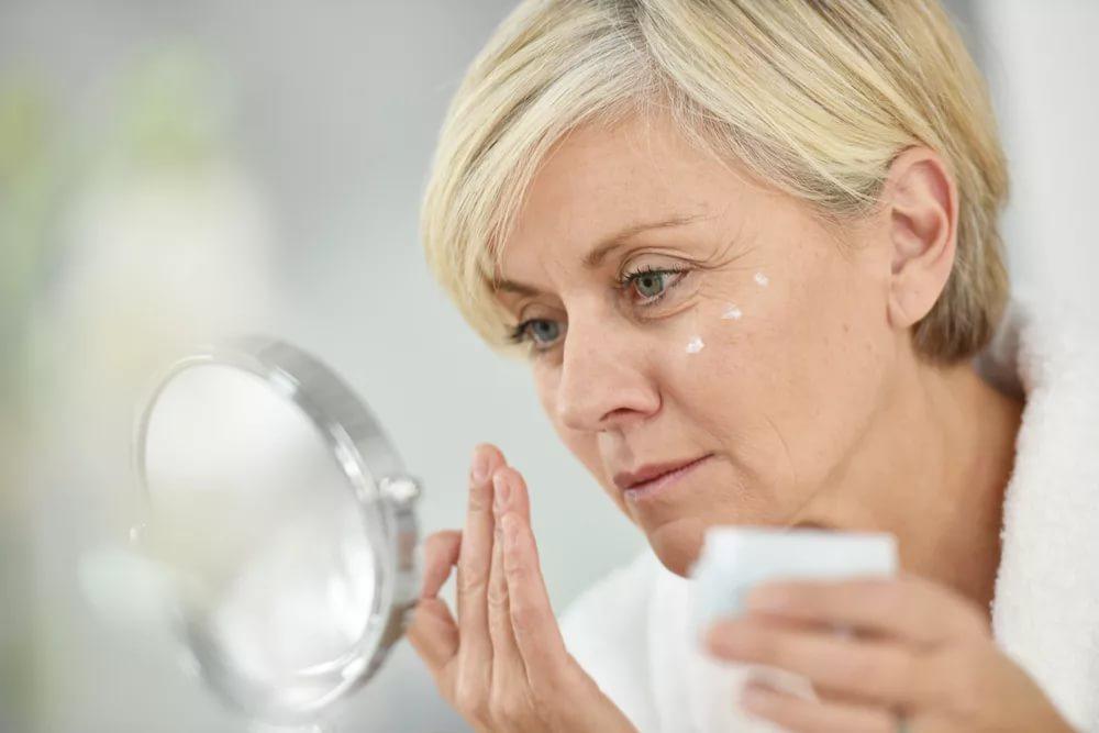 Домашний уход за кожей после 55 в домашних условиях