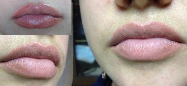 Татуаж – долговременный способ сделать губы больше?
