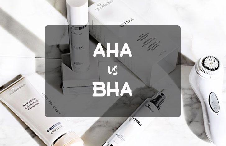 Кислоты BHA и AHA – какие проблемы они решат?