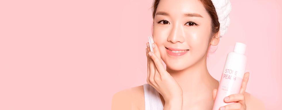 Тонизирование кожи по корейской системе