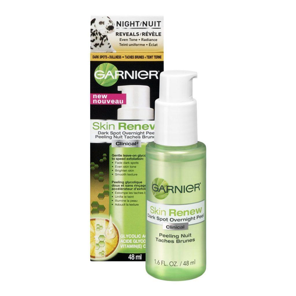 Garnier Skin Renew Clinical Dark Spot Overnight Peel