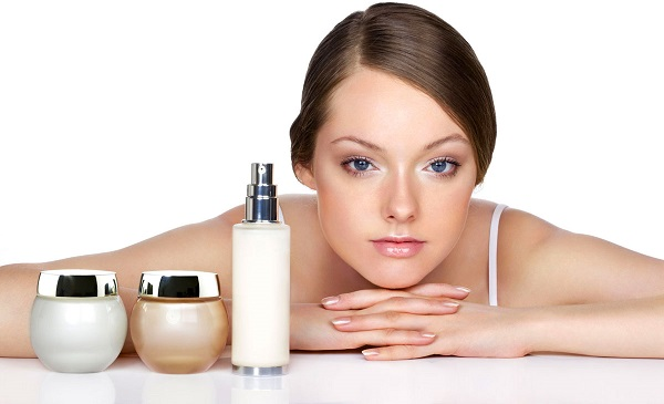 Косметические препараты для кожи лица