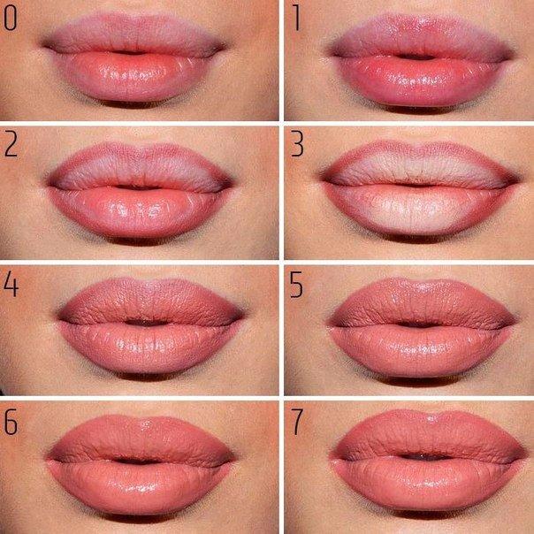 Косметика увеличивающая губы