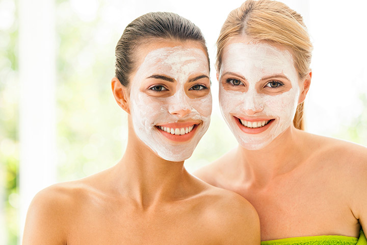 Домашние средства для ухода за кожей лица для подростков