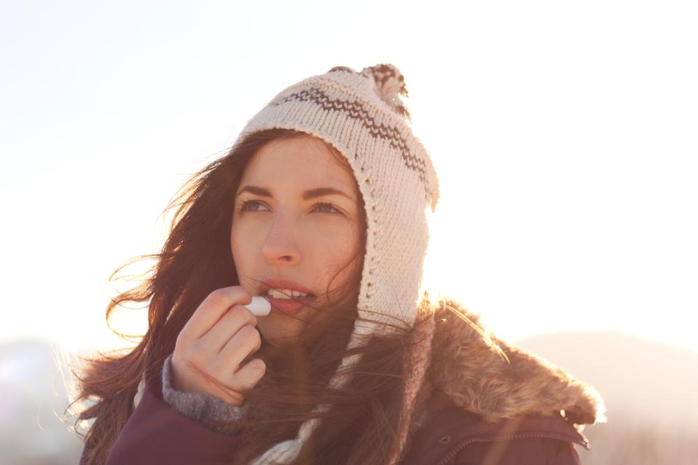 Уход за лицом зимой изнутри