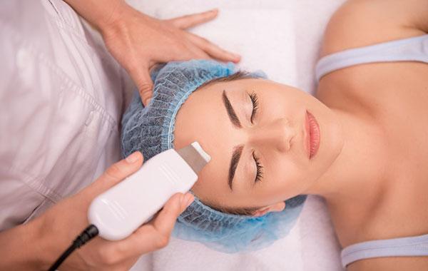Уход за кожей после ультразвуковой чистки лица
