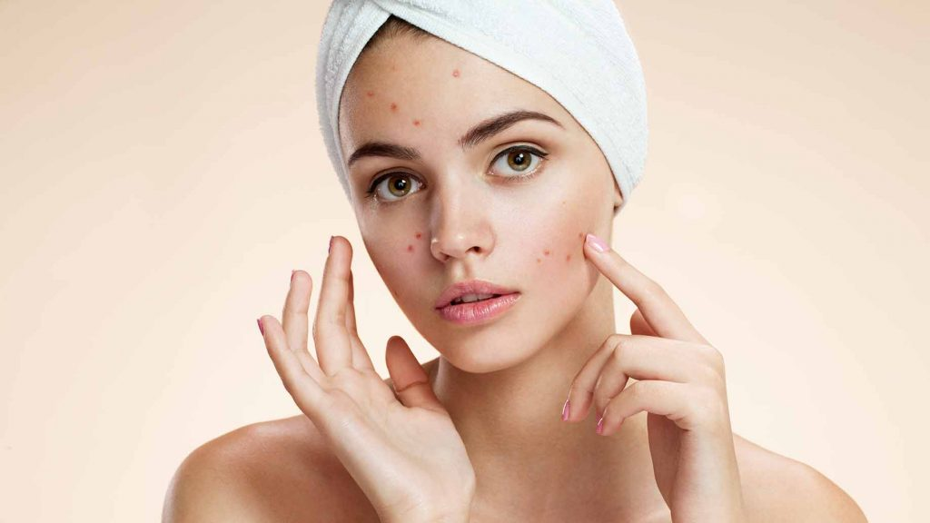 Правила для ухода за проблемными типами кожи