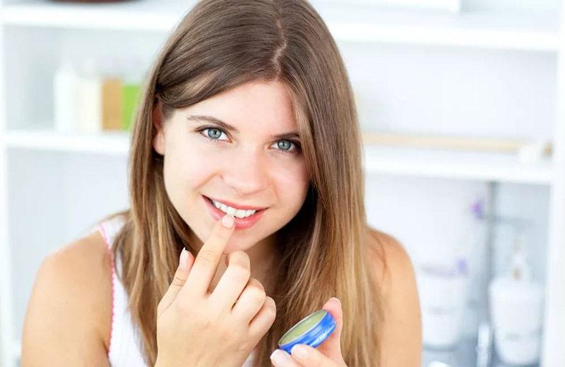 Уход за губами после биоревитализации
