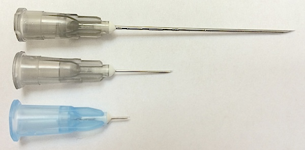 Какие иглы используют для биоревитализации? Статья для тех, кто боится уколов!