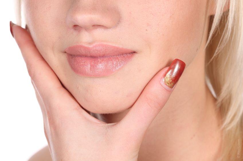 Когда разминать губы запрещается?