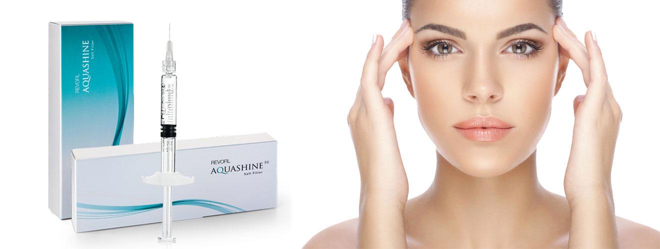 Отзывы о биоревитализации препаратом Аквашайн клиентов и косметологов