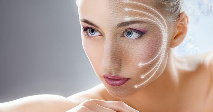 Уход за кожей после ритидэктомии