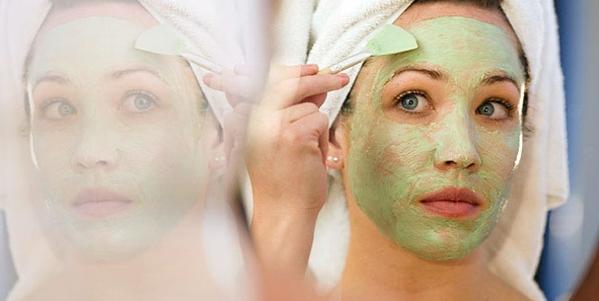 Как правильно наносить маску?