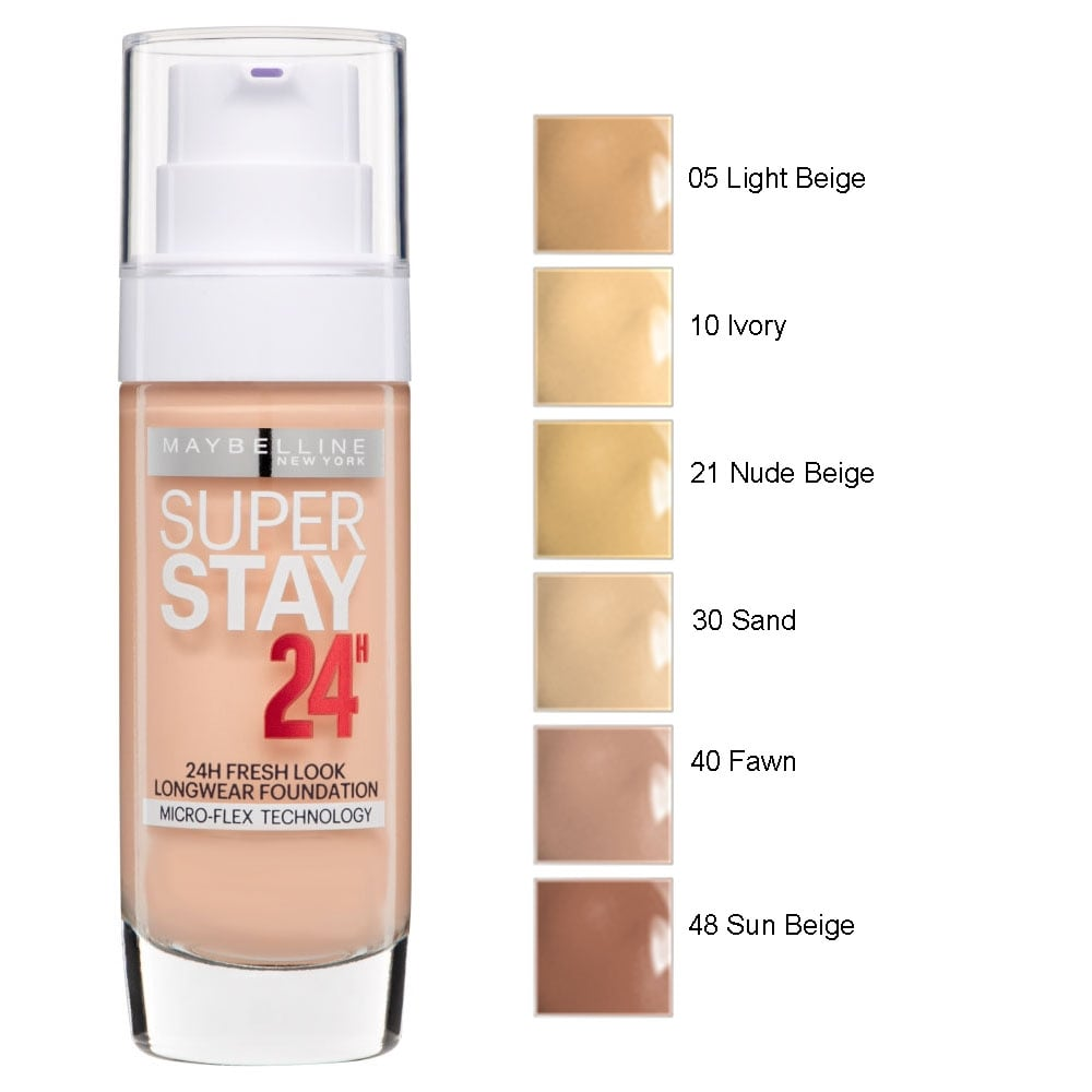 Maybelline Superstay.