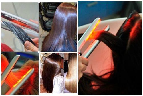 Эффективность и виды лифтинга для волос