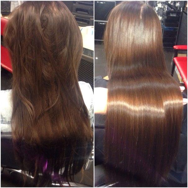 Какой эффект ждать после лифтинга волос?