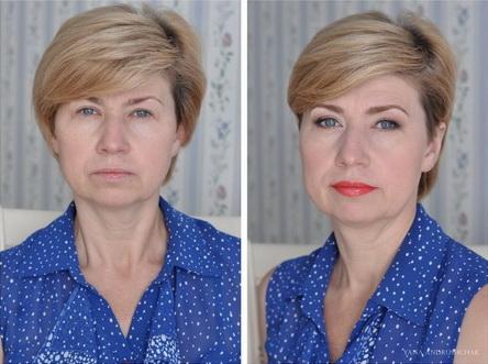Характеристики и особенности лифтинг макияжа