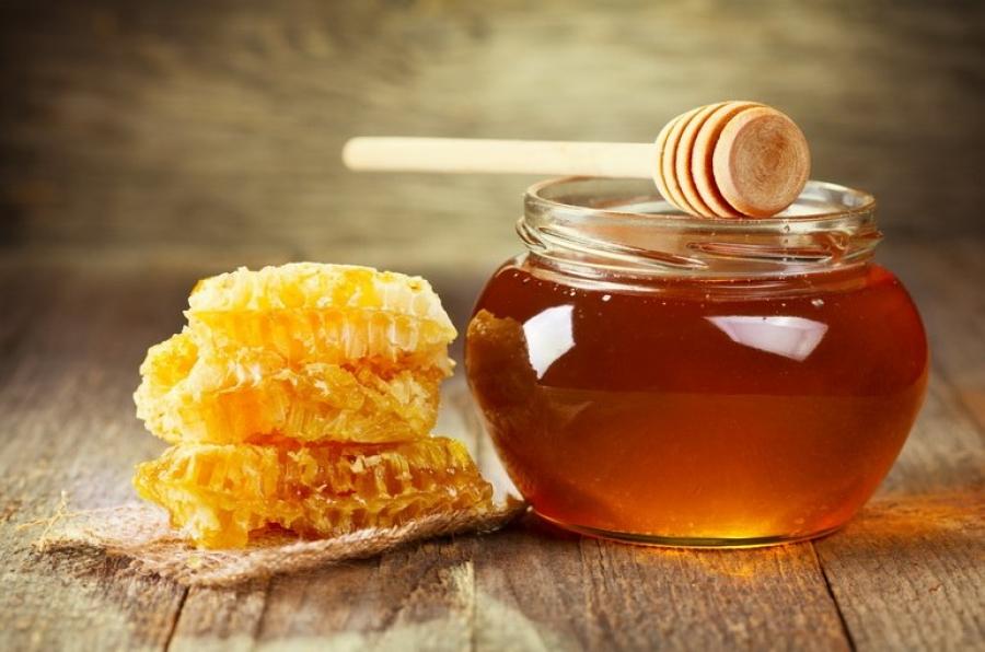 На основе мёда