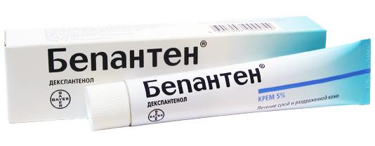 Бепантен от Bayer