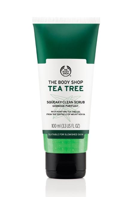 Чайное дерево (от The Body Shop)