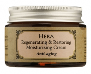 Крем «Regenerating & Restoring Moisturizing Cream» от Fresh Line из серии «Гера»