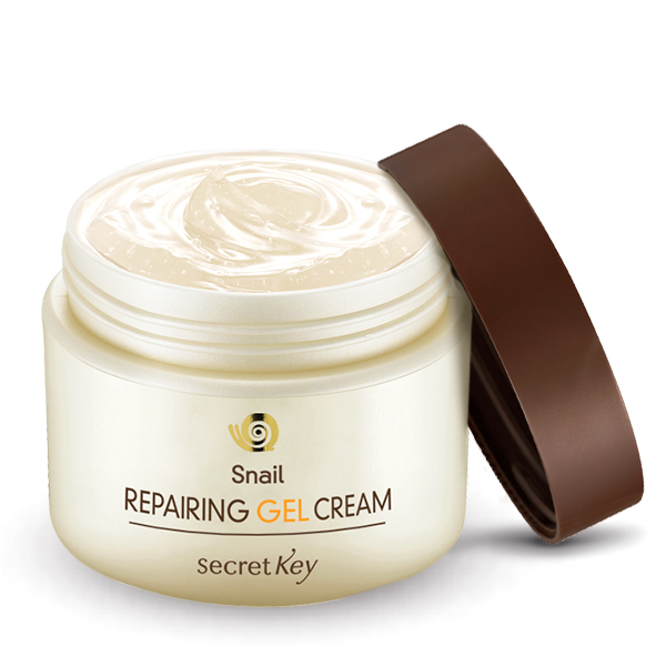 Secret Key Snail Repairing Gel Cream