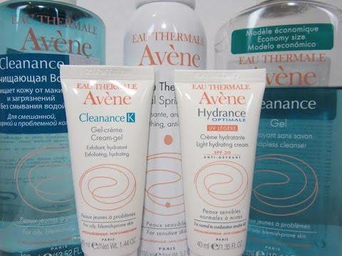 Отзывы на крем для лица Avene для увлажнения кожи