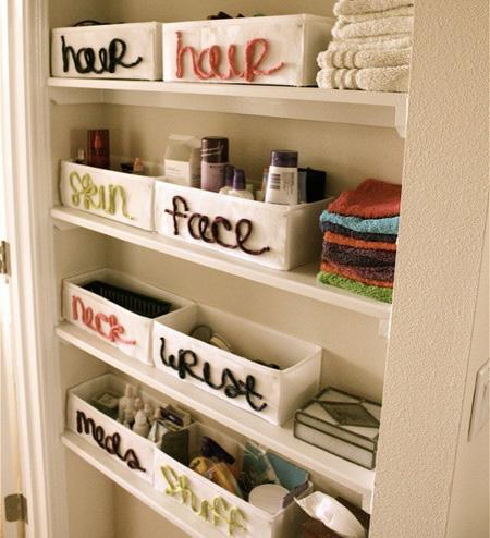 Идеальное место для хранения