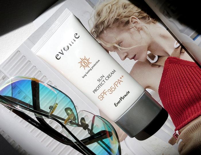 Evome EM Sun Protect Cream SPF 35/PA++