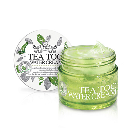 Tea Toc Water крем от T Fox