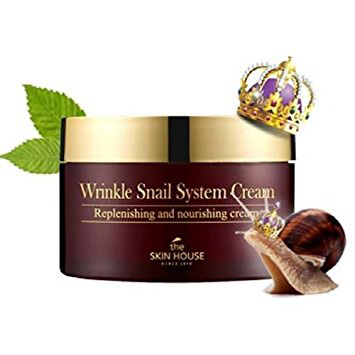 Wrinkle Snail System Cream, The Skin House