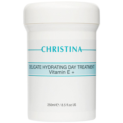 Delicate Hydrating Day Treatment + Vitamin E