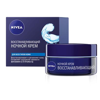 Универсальный ночной крем от Nivea