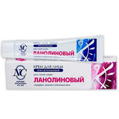 Как пользоваться правильно ланолин-кремом?