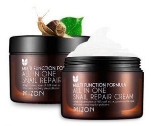 Mizon: All in one snail repair cream