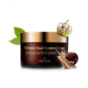 The Skin House: Wrinkle Snail System Cream