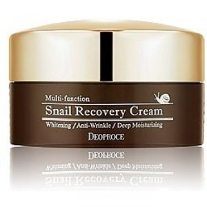 Deoproce: Snail Recovery Cream
