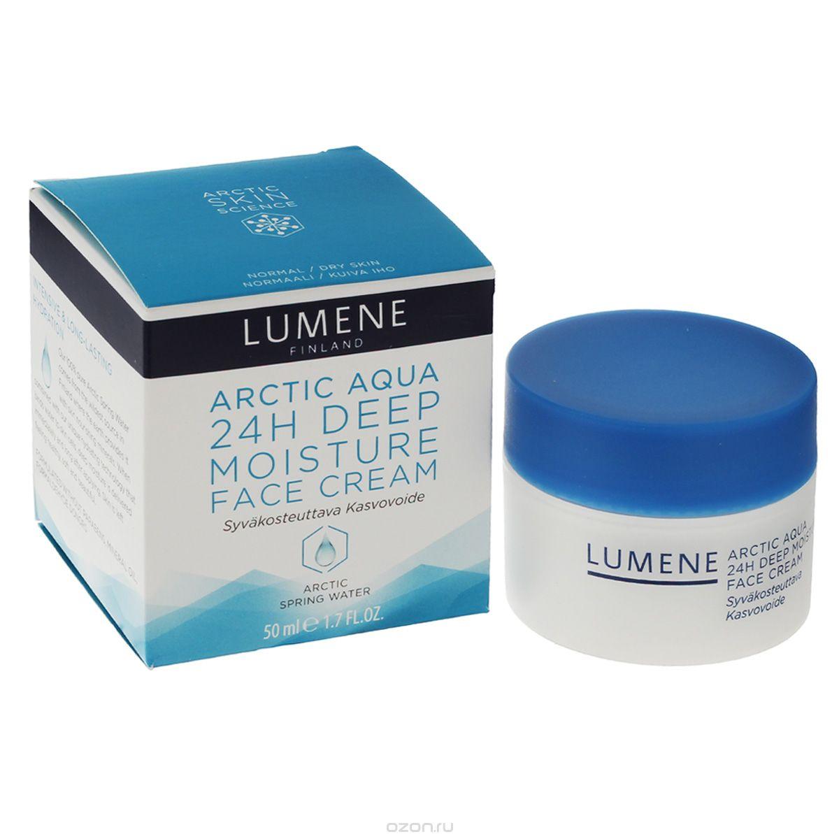 Интенсивный увлажняющий крем Lumene Arctic Aqua