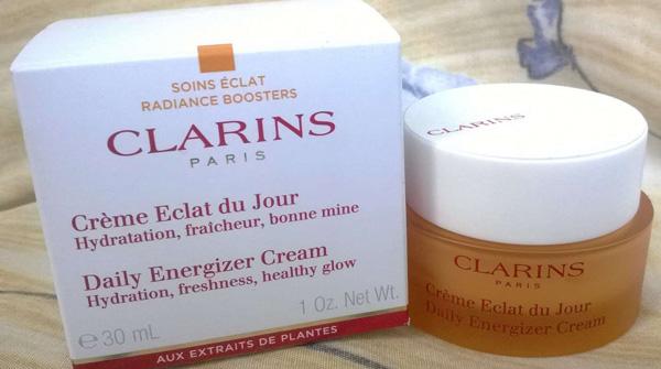 Crème Eclat du Jour, придающий сияние коже