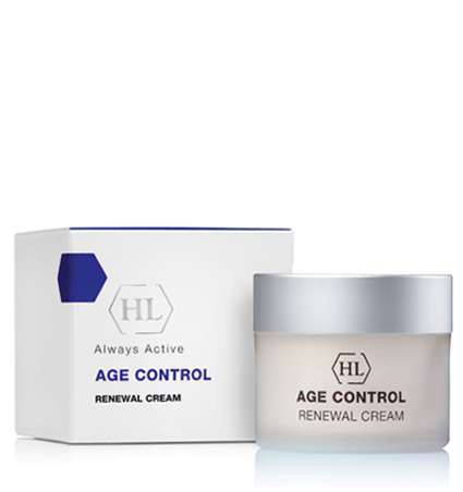 Holy Land Cosmetics Age Control Renewal Cream