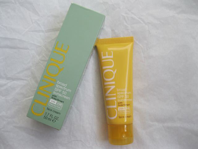 Clinique Sun spf-50
