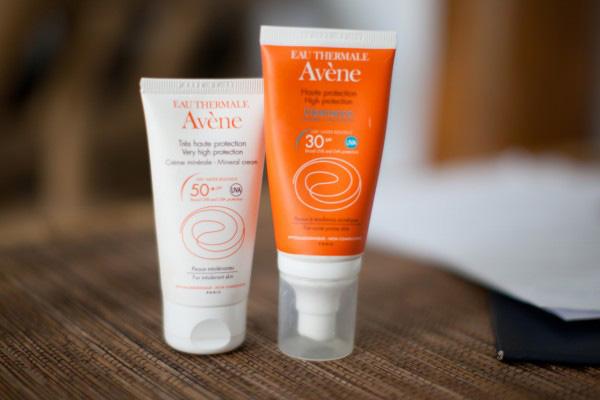 Avene Mineral Cream SPF 50