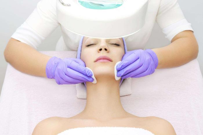 Уход за кожей после процедуры