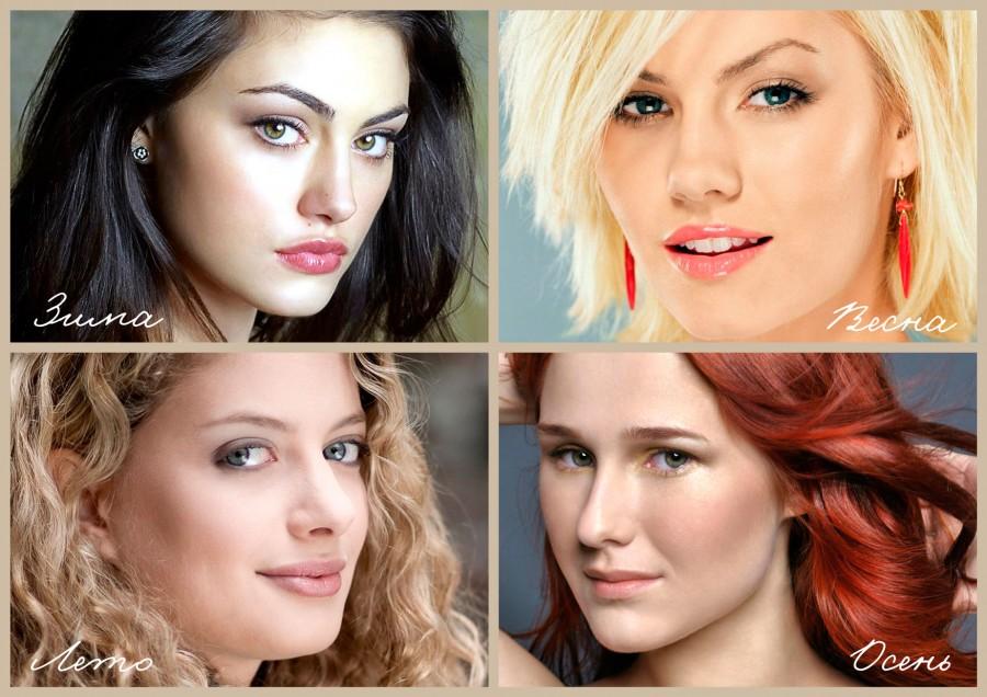 Как определить свой цветотип кожи?