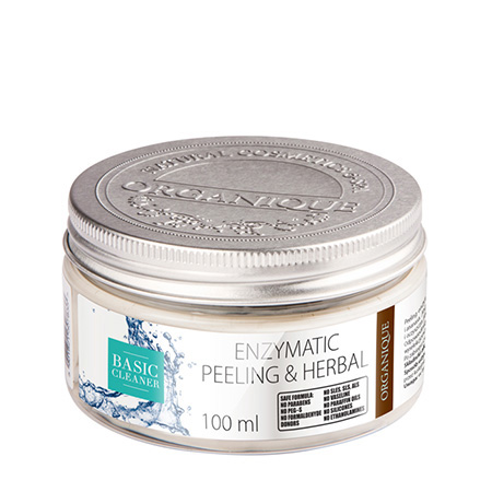 Organique Enzymatic Peeling & Herbal