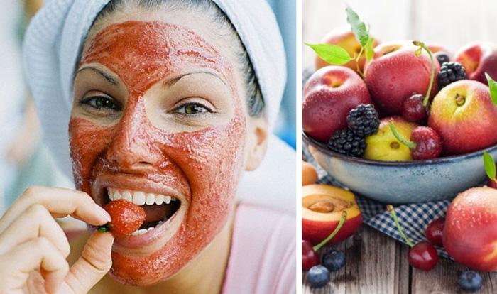 Отзывы клиентов салона о фруктовом пилинге