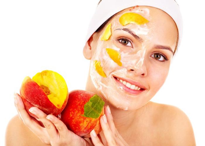 Что можно приобрести в Масс маркете для фруктового пилинга