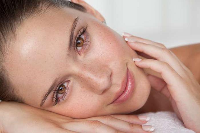 Особенности ухода за кожей после пилинга