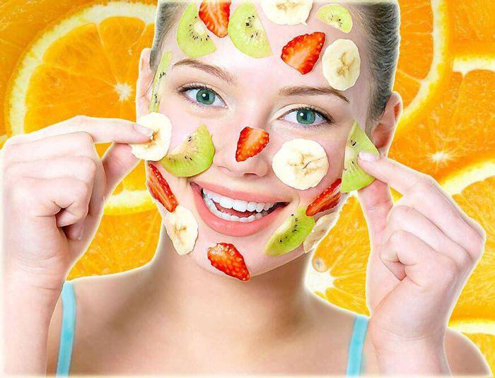 Как ухаживать за кожей лица после пилинга с АНА–кислотами