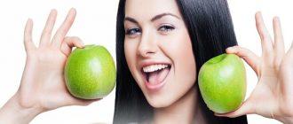 Какой эффект даст использование пилинга яблочным уксусом